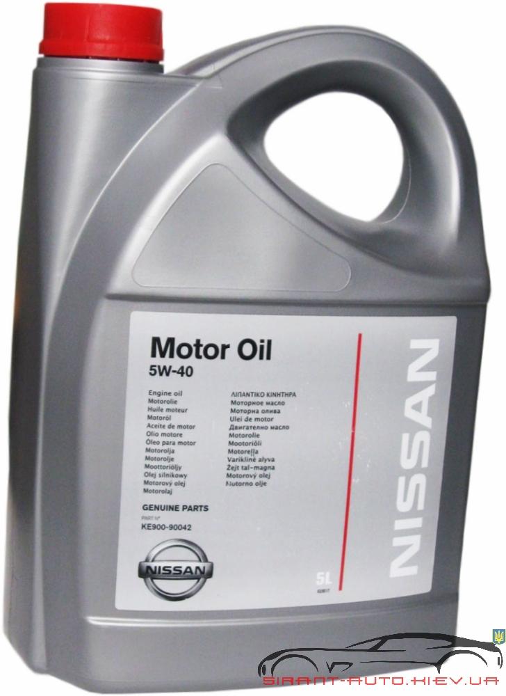 ниссан альмера 1.8 какое масло