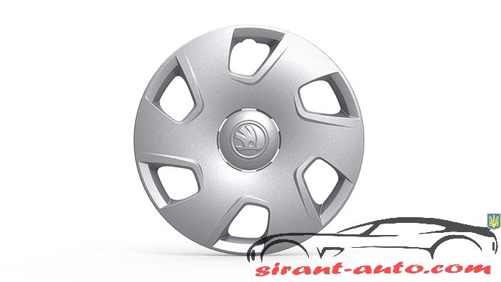 колесные колпаки avantgarda r15 skoda